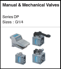 manual and mechanical valves