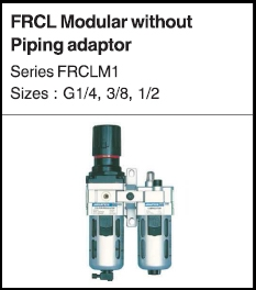 FRCL Modular without piping adaptor